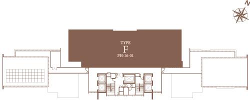 Keyplan Plan: Type F